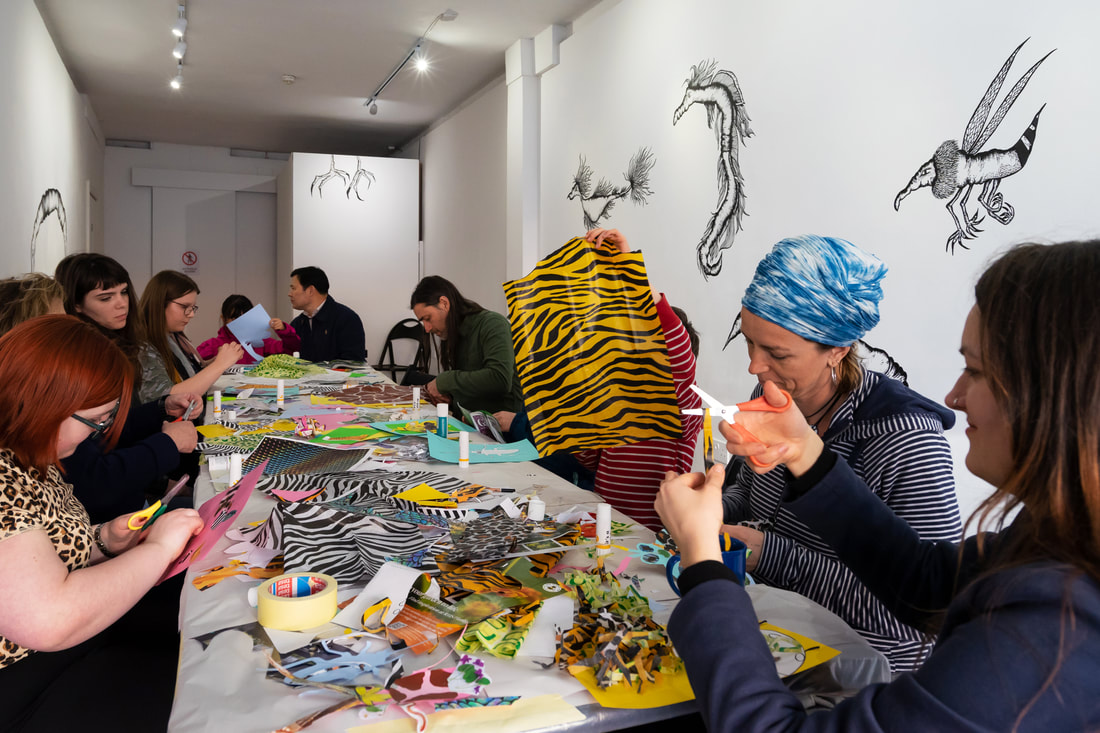 Family Art workshop - HOXTON 253